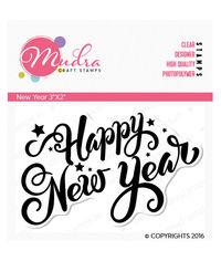 New Year - Stamp