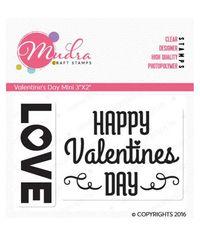 Valentine's Day Mini - Stamp
