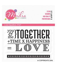Love Equation - Stamp