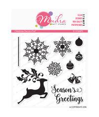 Christmas Decors - Stamp