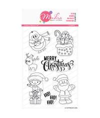 Santa & Friends - Stamp