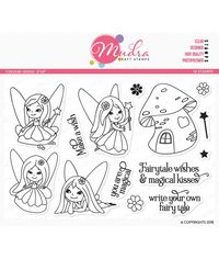 Fairytale Wishes - Stamp