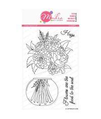 Flower Bunch - Stamp