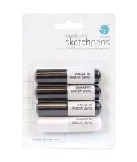 Black & White - Sketch Pens
