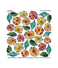 Primula Sirocco - Printed Plastic sheet
