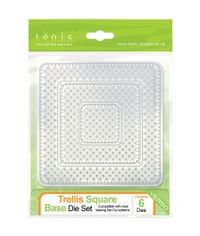 TRELLIS SQUARE BASE DIE SET