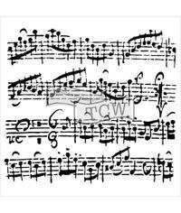 Sheet Music - Stencils