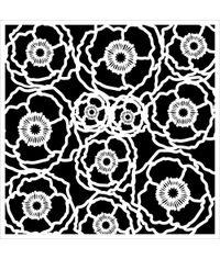 Poppy Field  - Stencils