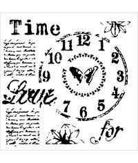 Time For Love - Stencils