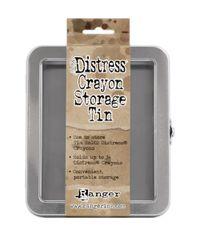 Distress Crayon Tin - Empty