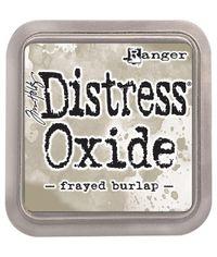 Frayed Burlap - Distress Oxides Ink Pad