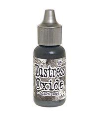 Black Soot - Distress Oxides Reinkers