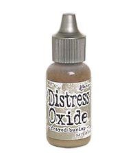 Frayed Burlap - Distress Oxides Reinkers