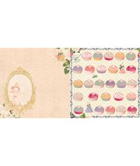 "Sweet Season Frosting - 25 Pcs of 12"" x 12"" Paper"