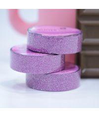 Pink - Glitter Washi Tape