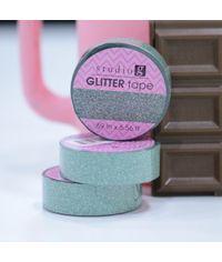 Mint Green - Glitter Washi Tape