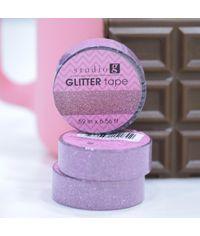 Purple - Glitter Washi Tape