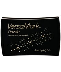 Champagne - VersaMark Dazzle Watermark Stamp Pad