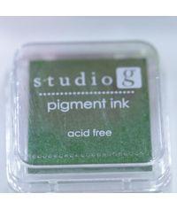 Green - Pigment Ink Pad