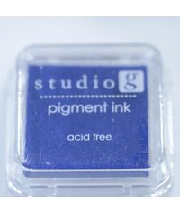 Blue - Pigment Ink Pad