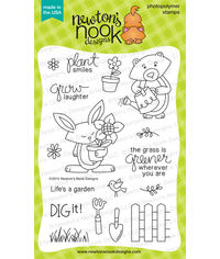 Garden Whimsy - Stamp