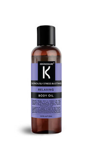 SERIOUSLY STRESS BUSTING - RELAXING BODY OIL - 100 ML