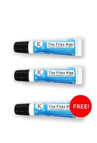 THE FRIZZ KISS - COOLING EXPLOSION LIP BALM - BUY 2 GET 3