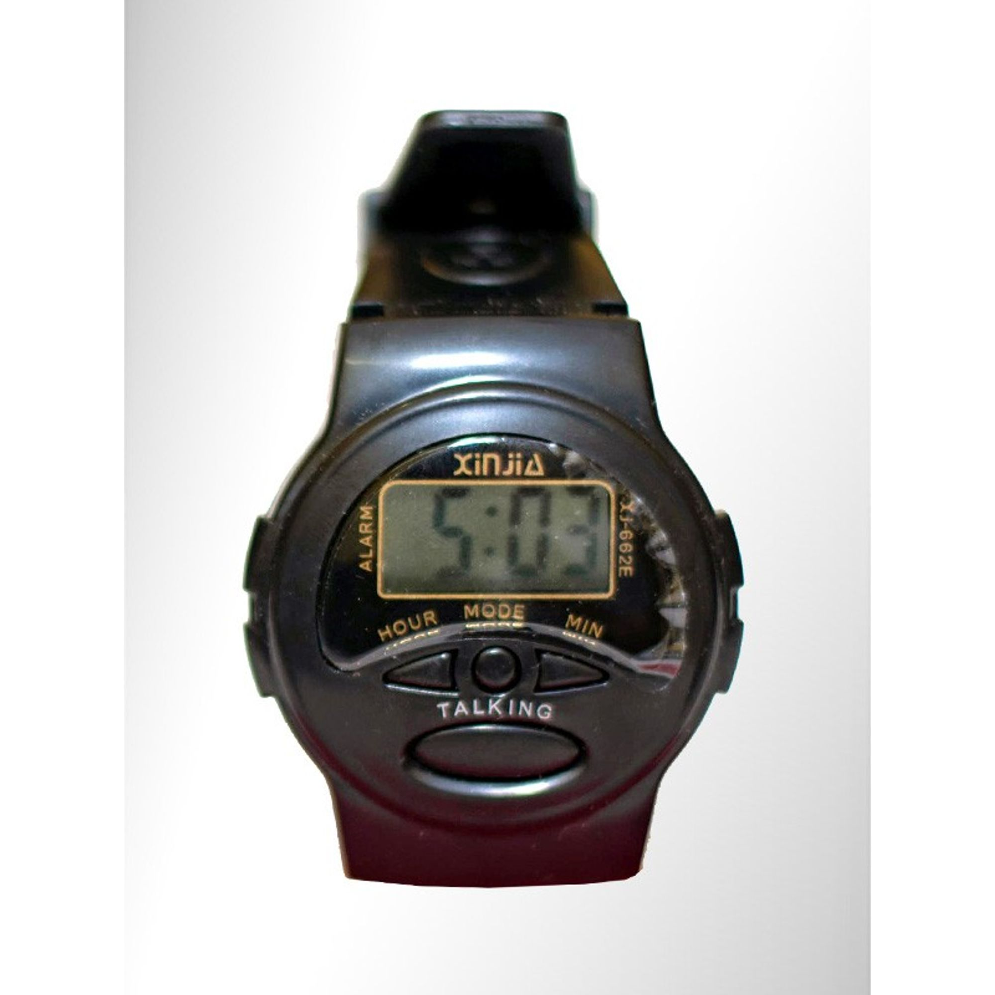 Talking Watch for Visually Impaired