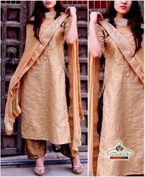 Golden/Brown Dress