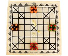 Ashta Chamma Strategy Board game