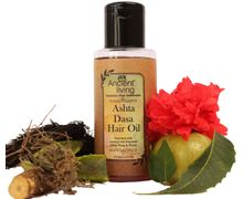 Organic Ashta Dasa Hair Oil -100ml