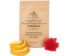 Rose & Orange face pack-40gm