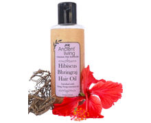 Organic Hibiscus & Bhringraj Hair oil -200ml