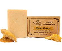 Kasthuri Tumeric Luxury Handmade Soap -100gm