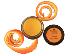 Orange Lip balm - 8gm