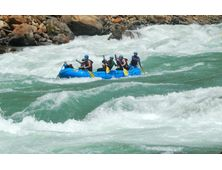 Rafting on Ganga, Byasi (3 Days)