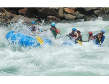 Rafting:  Ganga + Yamuna (3 Days)