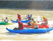 Bike, Hike, Rafting in Mandakini + Alaknanda Valley (5 Days)