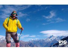 Kuari Pass Trek & Pangarchulla Peak Summit [ Summer Trek ]