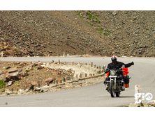 Motor Biking Trip : Manali - Ladakh - Srinagar