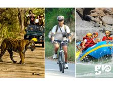 Multi Sport Activity Trip Rajaji National Park (3 Days)