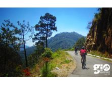 Cycling: Shimla to Chandigarh