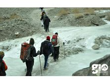 Ladakh - Snow Leopard Trekking  [Price on Request]