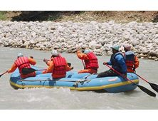 Rafting on Tons (3 Days)