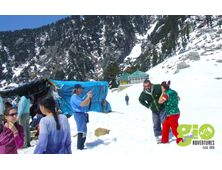 Snow  Trek: Triund