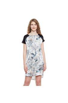 Printed Night Wear Dress
