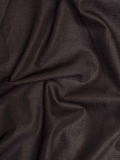 Black Red Cotton Silk Fabric
