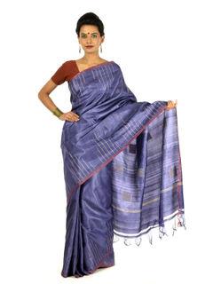 Bala Tussar Silk Saree