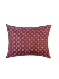 Mahogany Karmuka Oblong Cushion