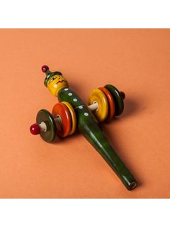 The lady Rattle